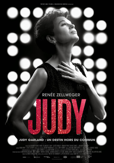 Judy: Poster