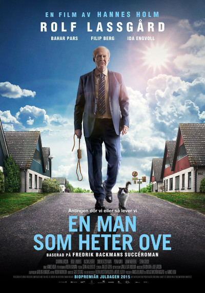 A Man Called Ove: Poster