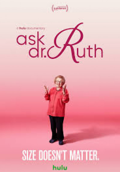 Ask Dr. Ruth: Poster