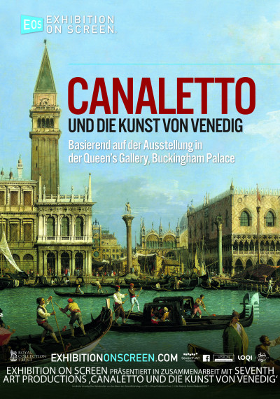Canaletto and the Art of Venice: Poster