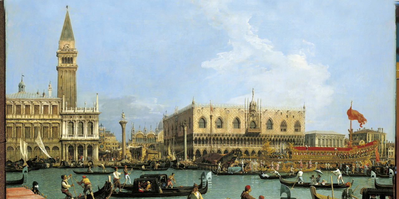 Canaletto and the Art of Venice: Hero