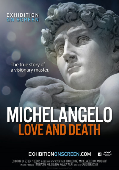 Michelangelo: Love and Death: Poster