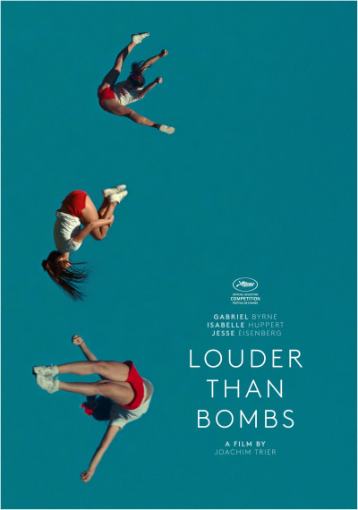 Louder Than Bombs: Poster