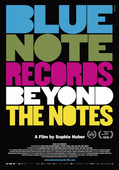 Blue Note Records: Beyond the Notes: Poster