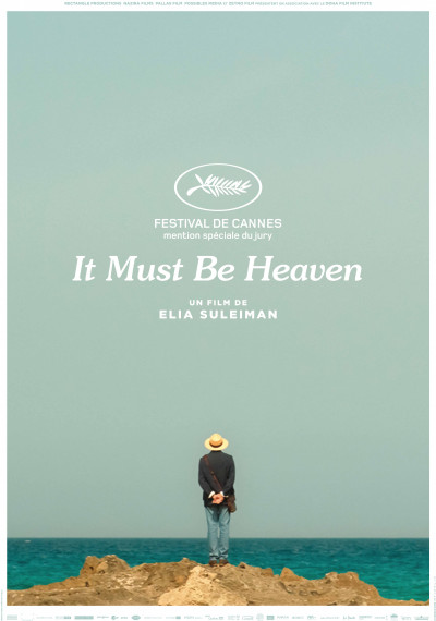 It Must Be Heaven: Poster