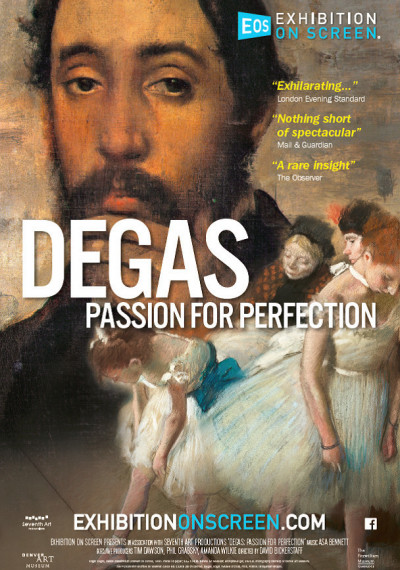 Degas: Passion for Perfection: Poster