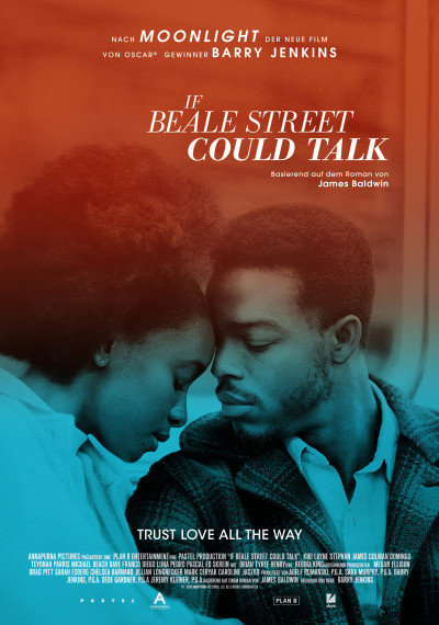 If Beale Street Could Talk: Poster
