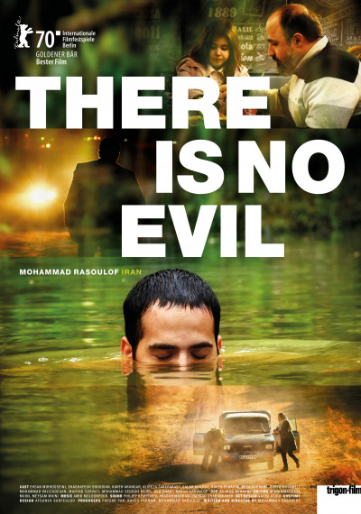 There Is No Evil: Poster