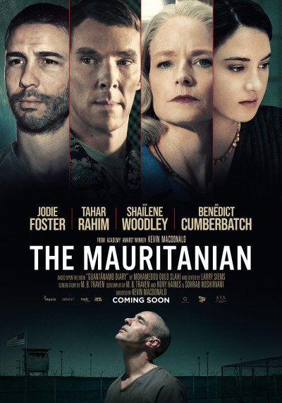 The Mauritanian: Poster