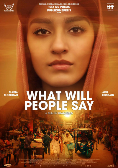 What will People Say: Poster