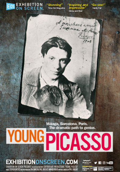 Young Picasso: Poster