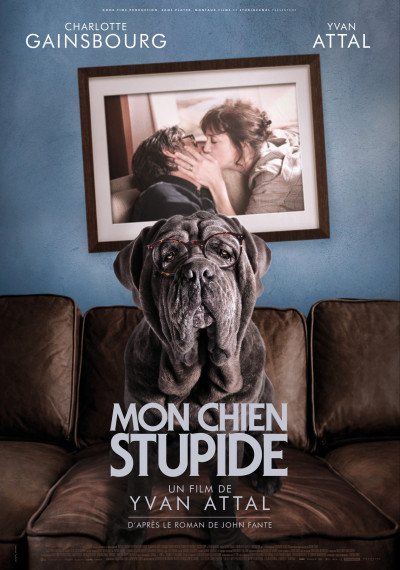 Mon chien stupide: Poster