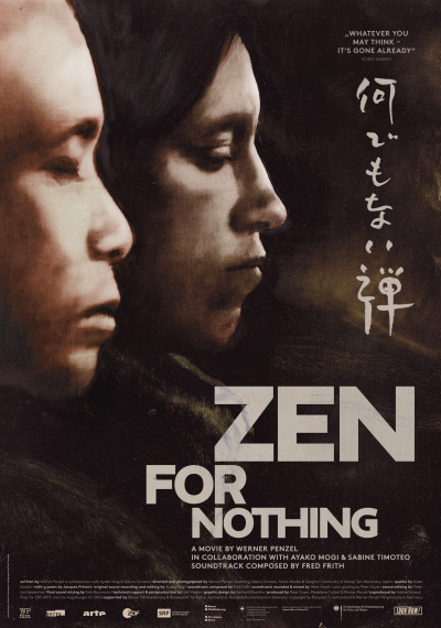 Zen For Nothing: Poster