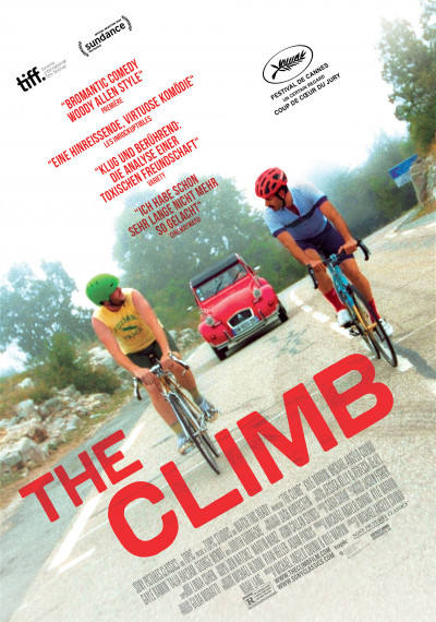 The Climb: Poster