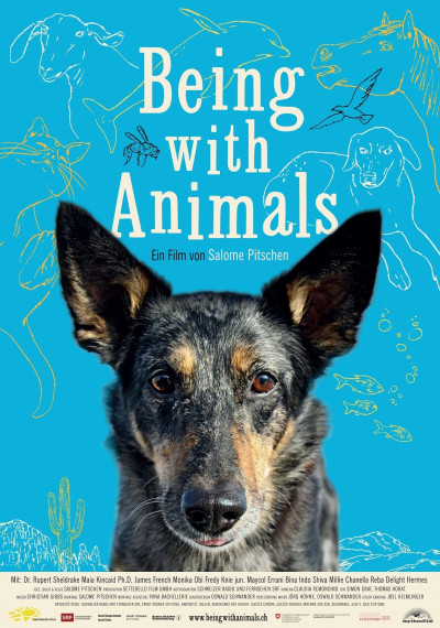 Being with Animals: Poster
