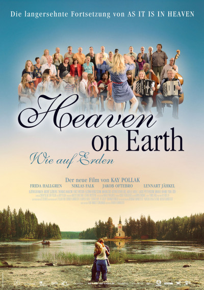 Heaven on Earth: Poster