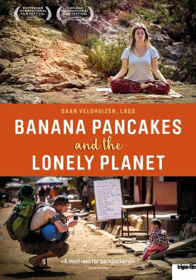 Banana Pancakes and the Lonely Planet: Poster