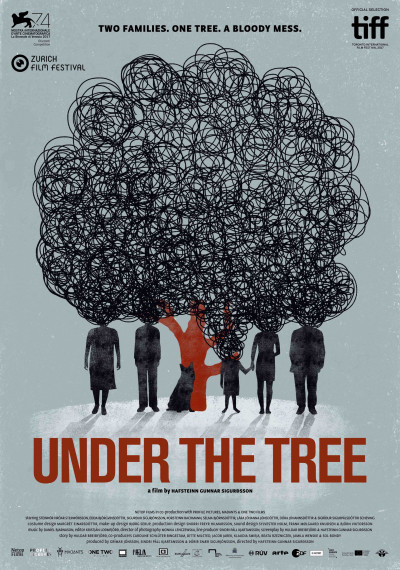 Under the Tree: Poster