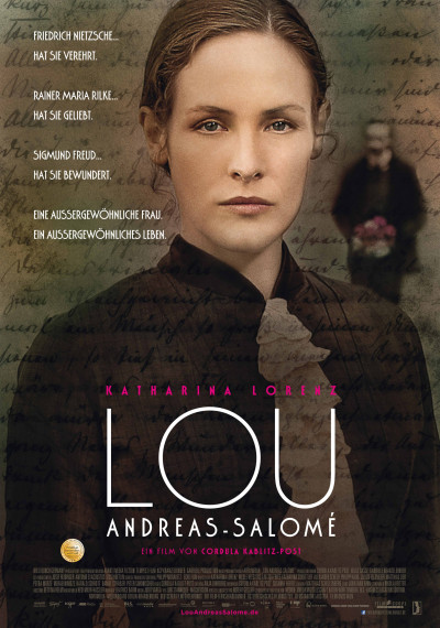Lou Andreas-Salome: Poster