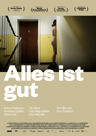 Alles ist gut: Poster