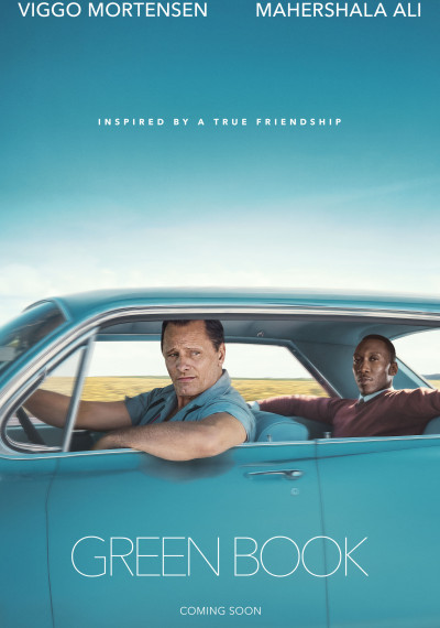 Green Book: Poster