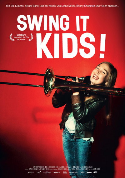 Swing it Kids: Poster