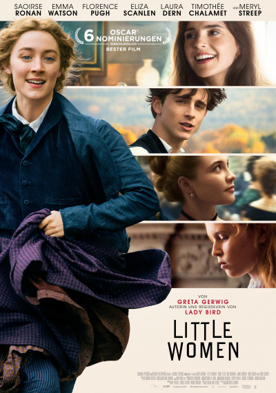 Little Women: Poster