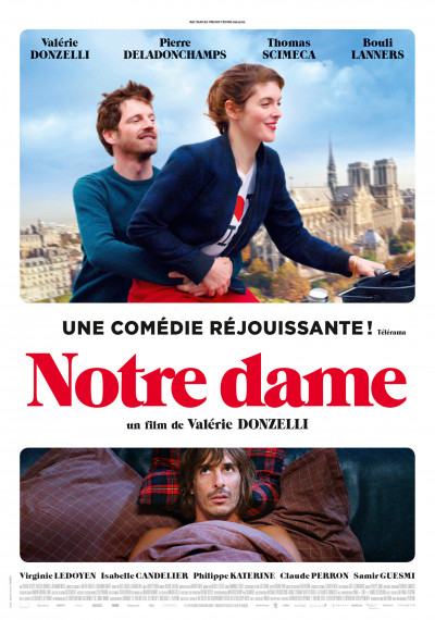 Notre dame: Poster