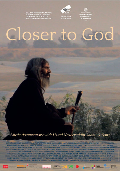 Closer to God: Poster