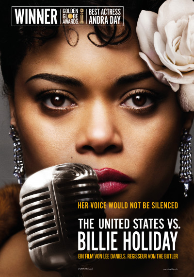 The United States vs. Billie Holiday: Poster