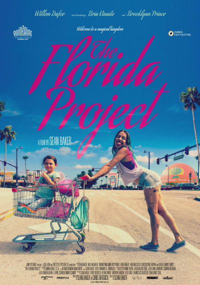 The Florida Project: Poster