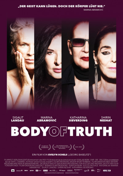 Body of Truth: Poster