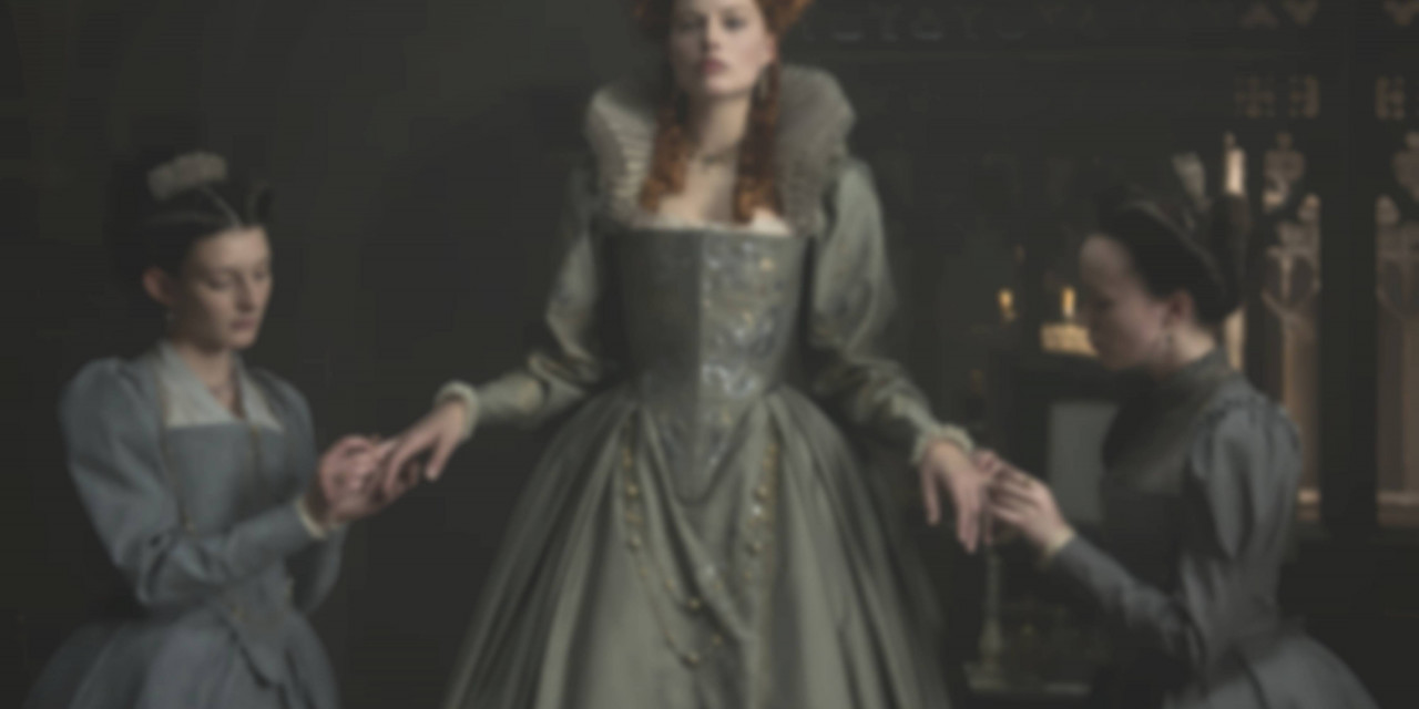 Mary, Queen of Scots: Hero