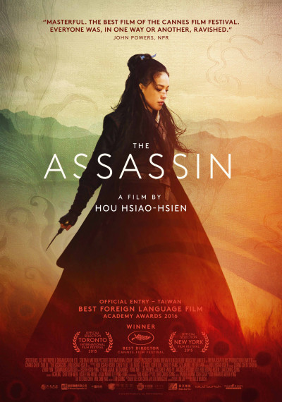 The Assassin: Poster