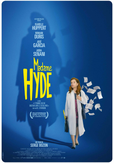 Madame Hyde: Poster
