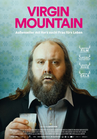 Fusi / Virgin Mountain: Poster
