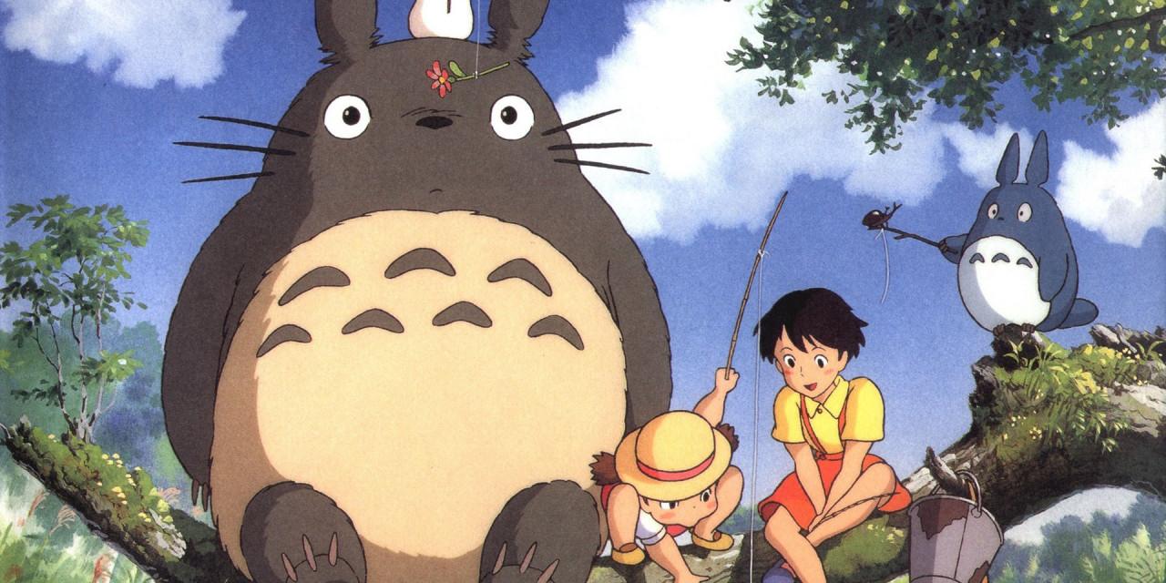 Mein Nachbar Totoro Kinox