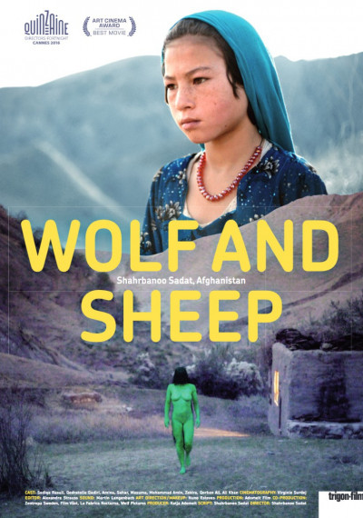 Wolf and Sheep: Poster