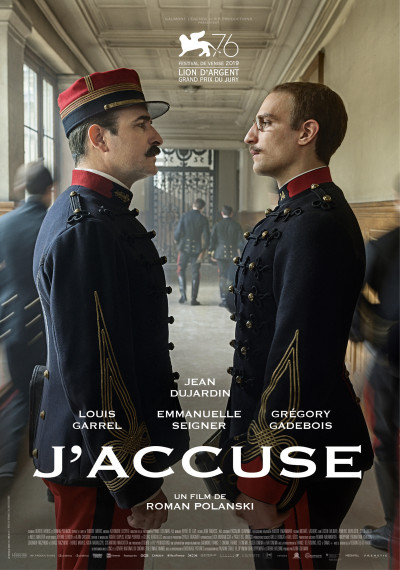 J'accuse: Poster