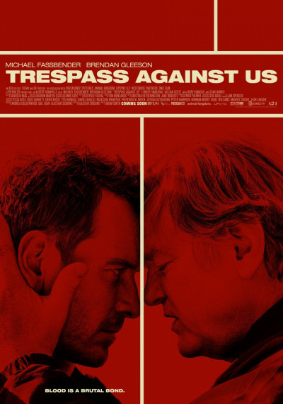 Trespass Against Us: Poster