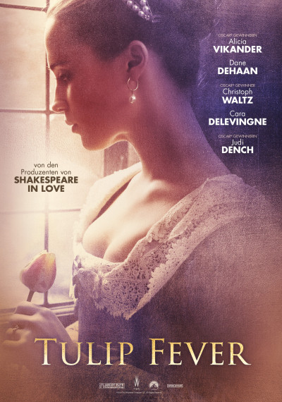 Tulip Fever: Poster