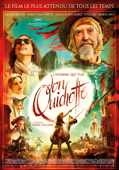 The Man Who Killed Don Quixote: Poster