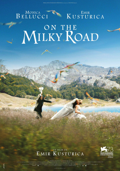 On the Milky Road: Poster