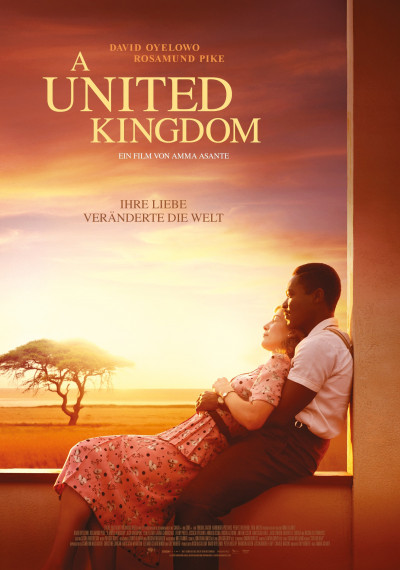 A United Kingdom: Poster
