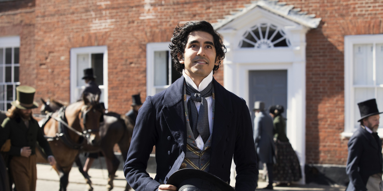 The Personal History of David Copperfield: Hero