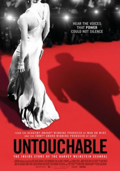 Untouchable - The inside story of the Harvey Weinstein scandal: Poster