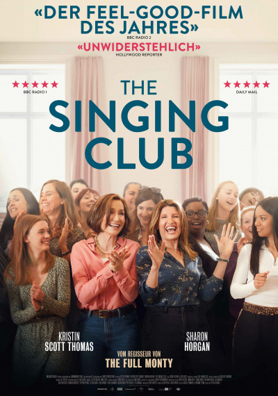 The Singing Club : Poster