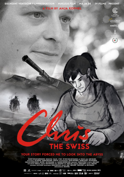 Chris the Swiss: Poster