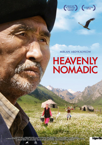 Heavenly Nomadic - Sutak: Poster