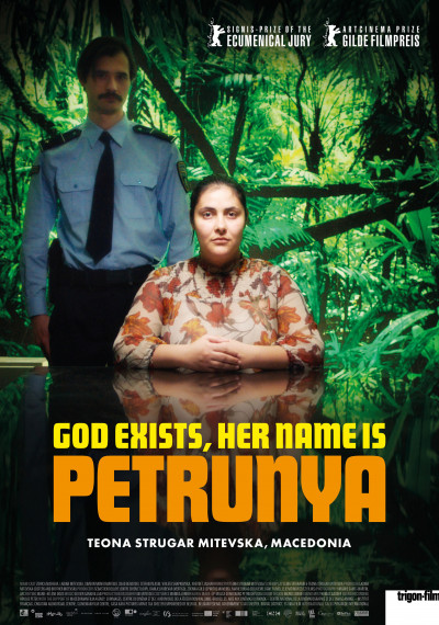 God Exists, Her Name is Petrunya: Poster